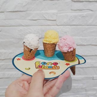 Mini Ice Cream Set