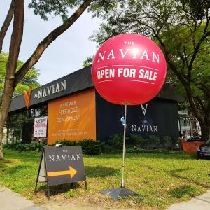 The Navian Showflat
